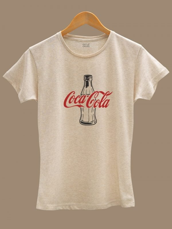 Popcorn and Cola Couple T-shirt 4