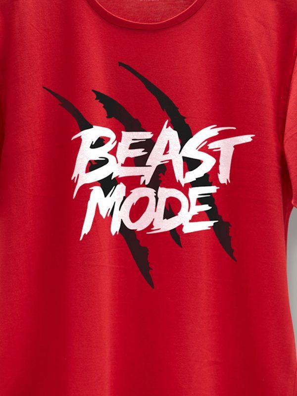 Beast Mode T-shirt 4