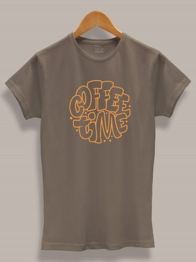 buy coffee time t-shirt for women