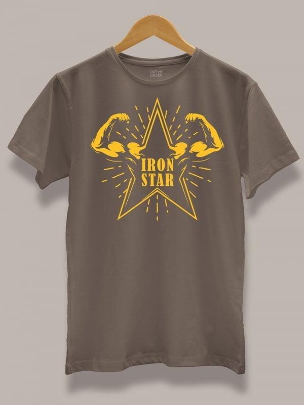 Iron Star Gym T-shirt for Men 2
