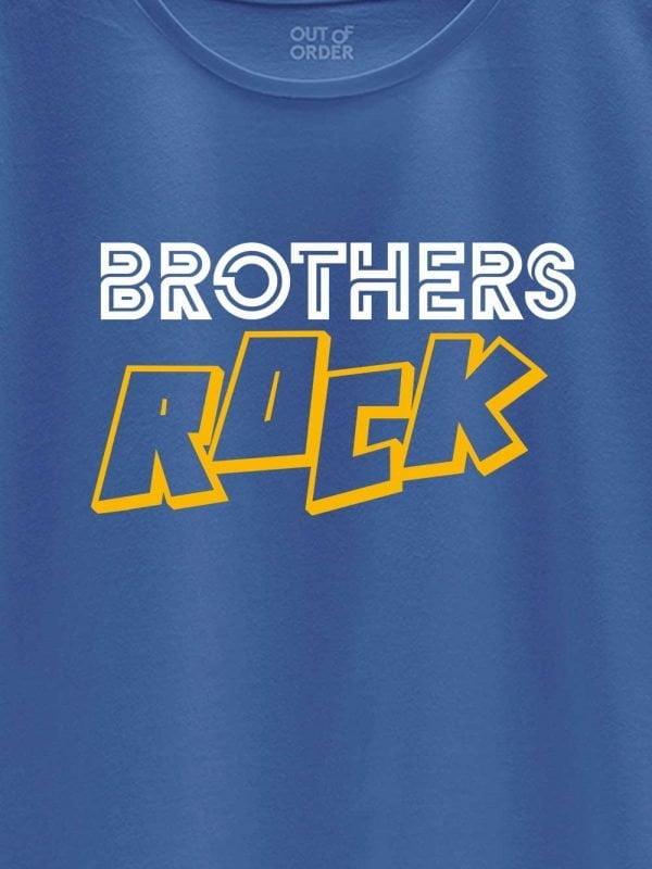 All Brothers Rock T-shirt 2