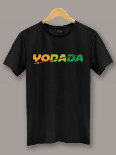 Buy YoDada T-shirt for Father's Day displayed on hanger