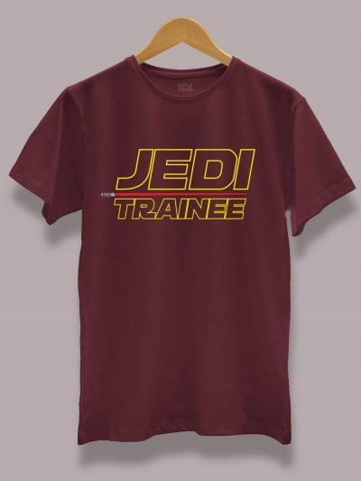 Jedi Master Dad and Son T-shirt