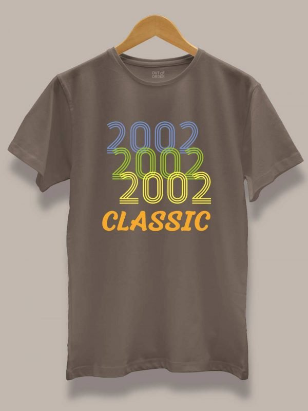 Classic Lines Men's Birthday T-shirt 2