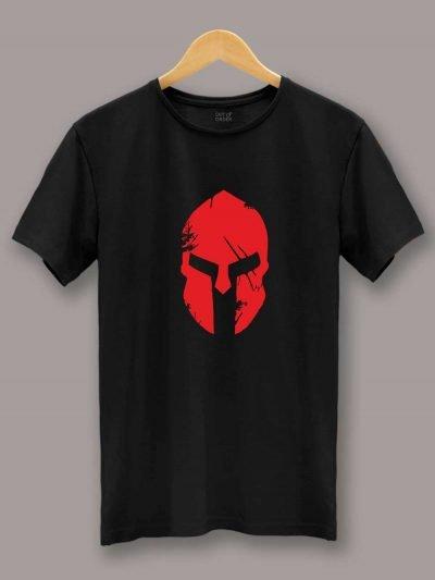 Spartan Armor Gym T-shirt in Black